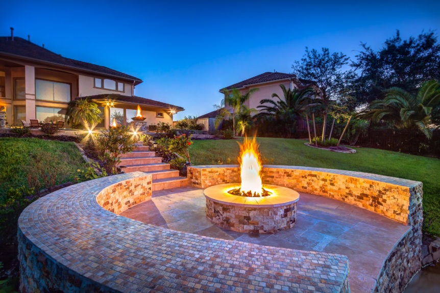Fire Pits The Perfect Swimming Pool Add On Platinum Pools