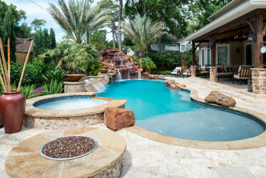 Pool and Spa Builder in Victoria, TX
