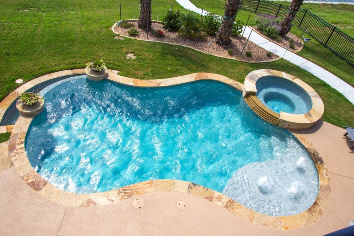 Pool Builder near Port O Connor Texas