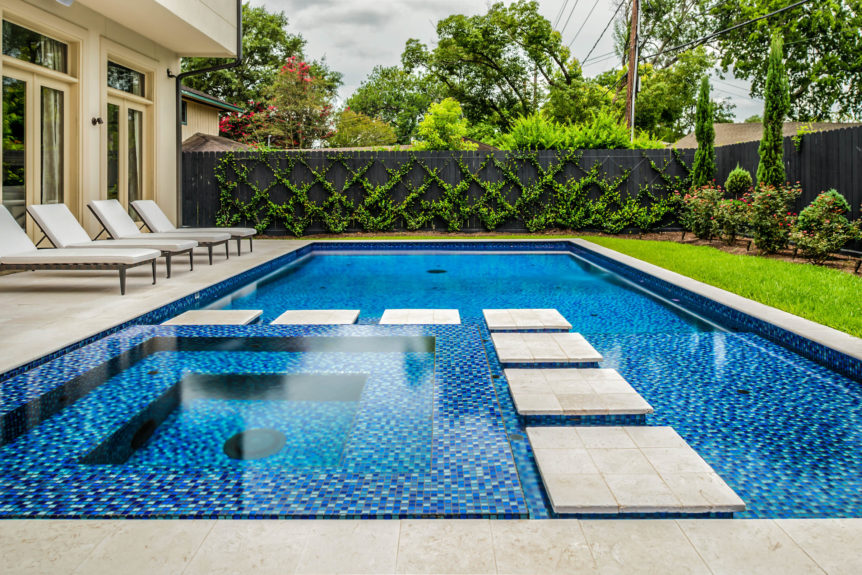 Pool Tile Options